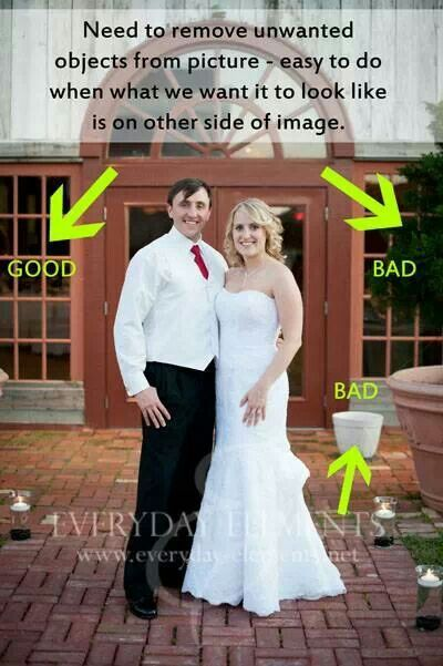Need to remove unwanted objects from picture?