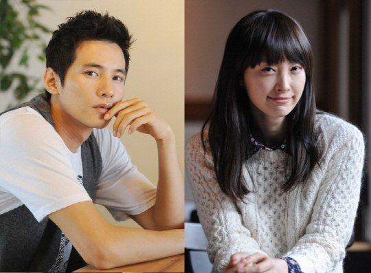 Korean actor and actress dating