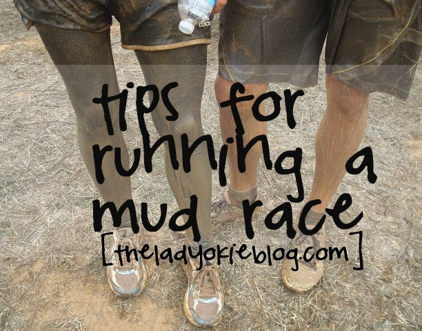 4 Tips for Running a Mud Race
