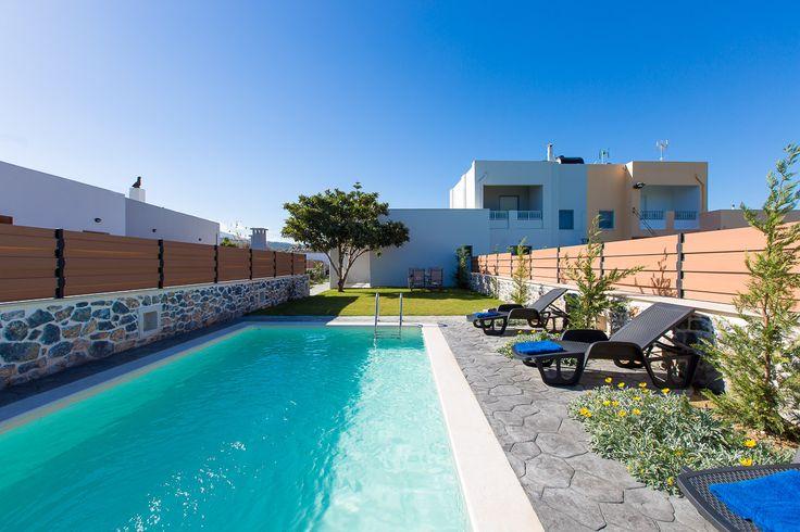 Villa Maria, Pigi village, Rethymno, Crete, Greece sinatsakisvillas.gr #villa #rethymno #crete #greece #village #island #vacation_rental #luxurious_accommodation #private #summer_in_crete #visit_greece
