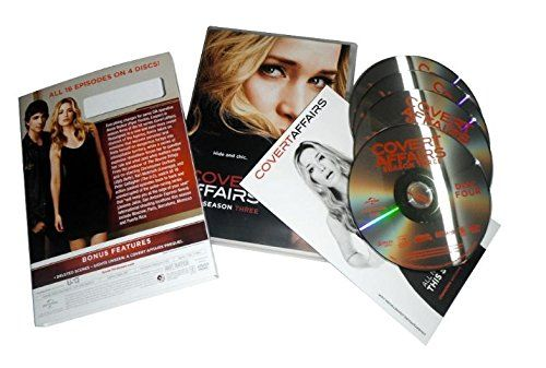 Covert Affairs: The Complete Series  http://www.videoonlinestore.com/covert-affairs-the-complete-series/