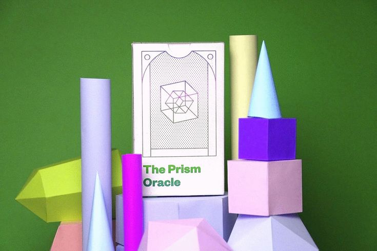 The Prism Oracle review : An intuitive Oracle Deck By IrisEyris - Maison Coucou