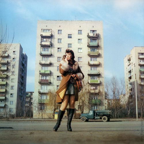 From Russia with love (1977)  Jury Rupin, Kharkoc Girl, 1977