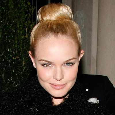 High Bun: Ballerina Bun, Bun Hairstyles, Ballerinas, Kate Bosworth, Makeup, Hair Style, Top Knot, Beauty, Wedding Hairstyles