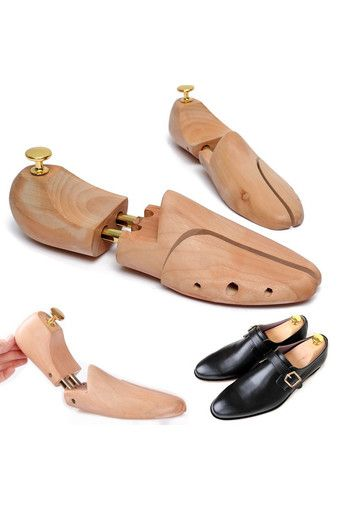 EU 45-46 1Pair Mens Schima Wood Shoe Tree Shaper Keeper Wooden Stretcher Autoleader - Intl | Price: ฿806.00 | Brand: Unbranded/Generic | From: Top Seller Shoes - รวมรองเท้าแฟชั่น รองเท้าผู้ชาย รองเท้าผู้หญิง ราคาพิเศษ | See info: http://www.topsellershoes.com/product/47799/eu-45-46-1pair-mens-schima-wood-shoe-tree-shaper-keeper-wooden-stretcher-autoleader-intl