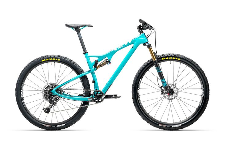 Yeti Cycles – ASR