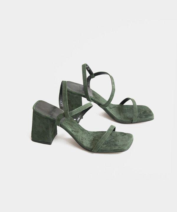 LOQ Almansa Sandal , Verde