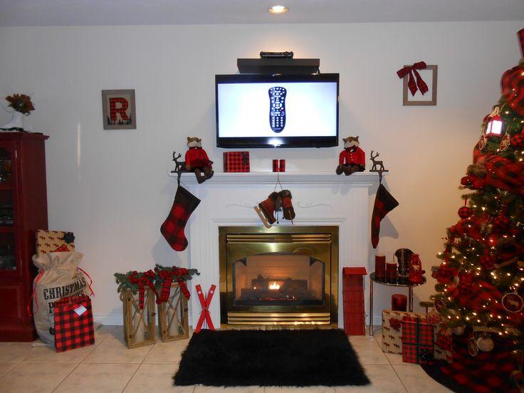 Its a Buffalo Plaid Christmas.