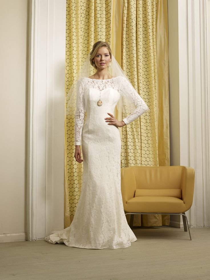 The Steven Birnbaum Collection Cameron gown.