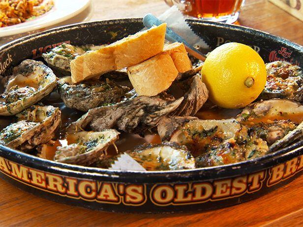 Ostras Grelhadas - Food Network