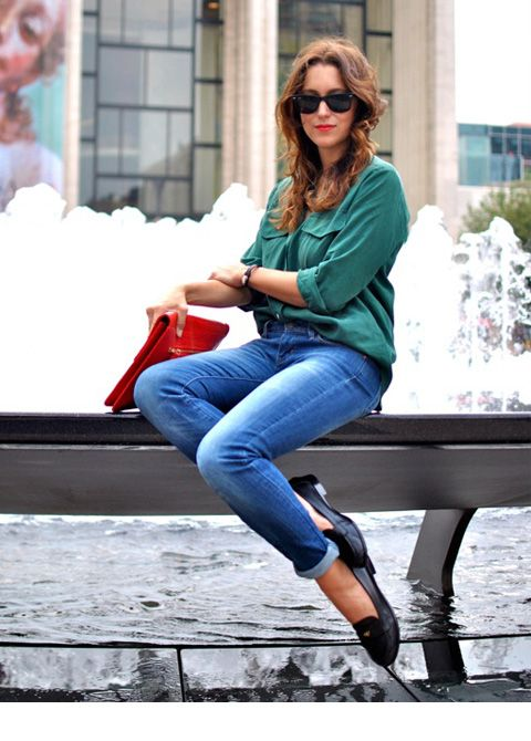 14 best images about Penny Loafer looks. on Pinterest