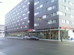 Our closest supermarket was this 'Metro Plus' on de la Montagne.