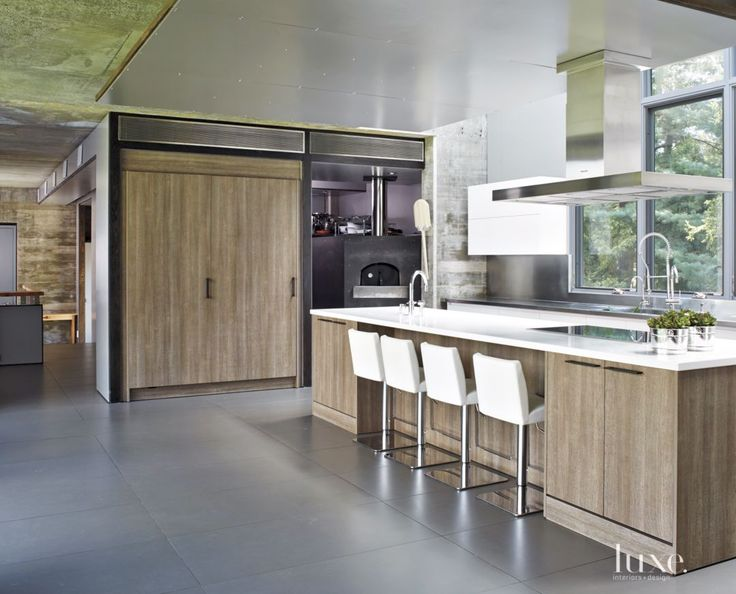 50 Sleek White Kitchens Luxedaily Design Insight From The Editors Of Luxe Interiors