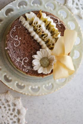 「抹茶&マロンムース」ぽんのすけ | お菓子・パンのレシピや作り方【corecle*コレクル】