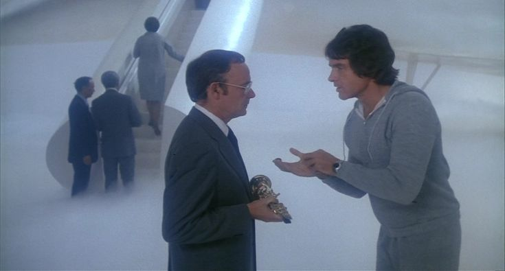 Heaven Can Wait (1978) dir. Warren Beatty and Buck Henry | Oscar for Best Production Design for Paul Sylbert, Edwin O'Donovan and George Gaines.