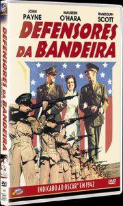 Quando um playboy despreocupado (John Payne) se torna um fuzileiro dos EUA, ele testa a habilidade e a paciência de um veterano sargento durão (Randolph Scott) que tenta fazer dele, a duras penas, um verdadeiro ''marine''. Mas, a medida que o treinamento progride, a arrogância egoísta do recruta é substituída por bravura altruísta, que eventualmente o leva a ganhar o amor de uma enfermeira da Marinha (Maureen O´Hara). Indicado ao Oscar de melhor fotografia.