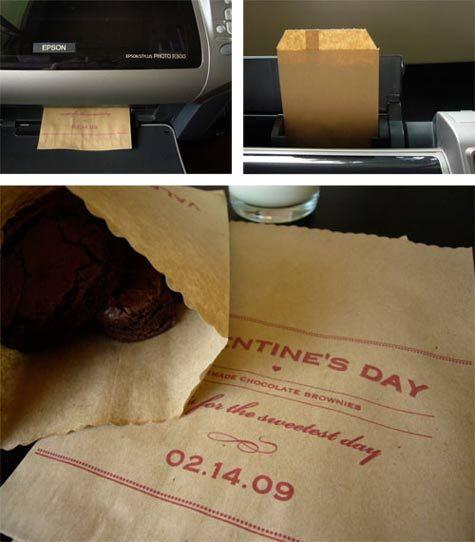 paper bags can go through printer