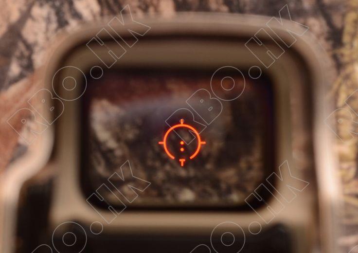 Holografische 1x red Dot Sight Scope QD picatinny rail mount jacht schieten TAN 558 M1335