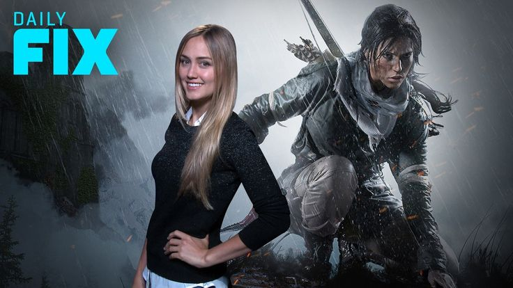 Rise of the Tomb Raider PS4 Edition Details - IGN Daily Fix Rise of the Tomb Raider is hitting the PS4 and we have the deets Batman: The Telltale Series gets an official release date and more. July 19 2016 at 11:45PM  https://www.youtube.com/user/ScottDogGaming