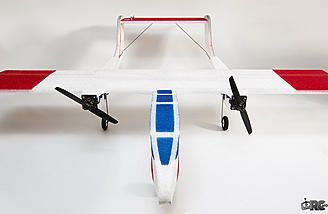 The quality and performance that's a staple of the WMPF lineup is evident in the OV10 Bronco. It's light, durable, powerful, yet surprisingly stable whether you're flying circuits or 3D. With most Spektrum transmitters, you can quickly program in differential thrust, and with a few programming mixes, it can also be accomplished with most Futaba transmitters. I would highly recommend experiencing first-hand the quality and performance that is the West Michigan Park Flyers OV10 Bronco.