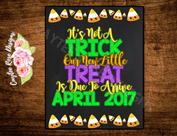 Photoshop Trick or Treat Halloween Baby by CayteeRoseDesigns