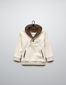 And this is one reason why I think little boys clothes are just as cute as girls. #Zara #babyclothes
