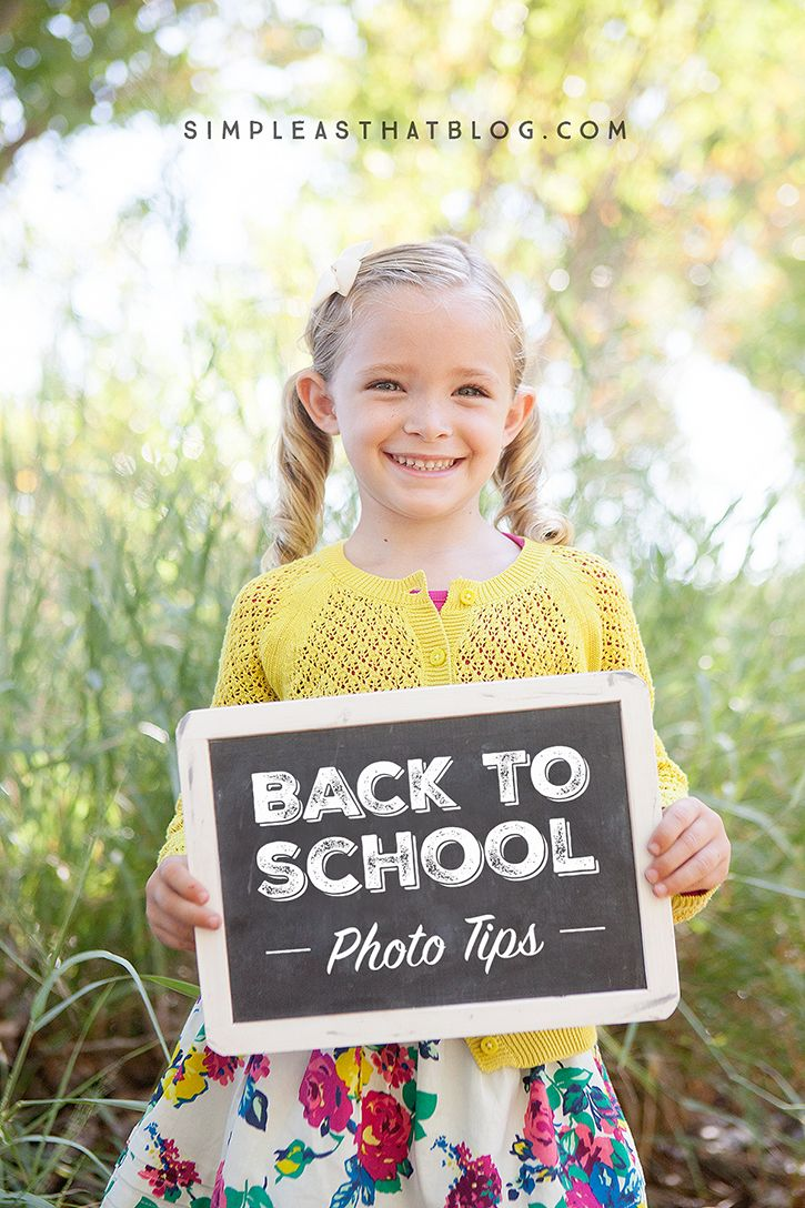 Capture memorable back to school photos with these quick tips and our FREE…