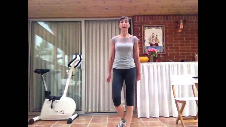 8 беговых упражнений с Ириной Бйорно  - для всех