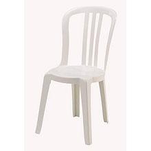 PVC stoel wit vanaf 200 stuks