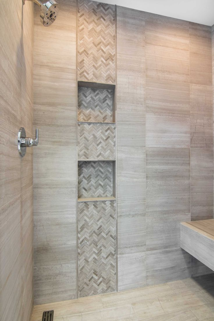 Travertine Bathroom Ideas Onshower Benches