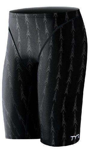 TYR Men`s Fusion 2 Jammer Swim Suit $50.56