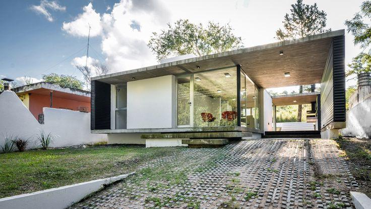 "Galeria - Residência suburbana ""La Viña"" / Juan Salassa, Santiago Tissot e Iván Castañeda - 6"