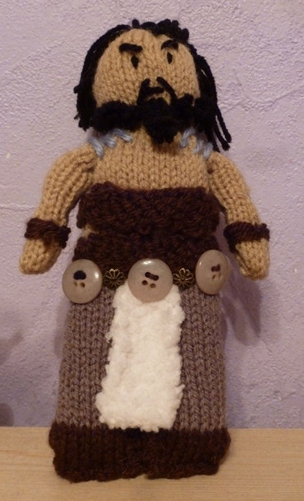 Pattern: There is no word for 'Knitting' in Dothraki.