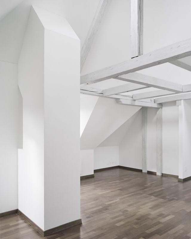 Atelier Abraha Achermann - Attic renovation 4