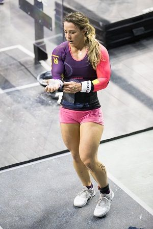 Kara Webb – Progenex and CrossFit Athlete. Pacific Regionals 2016 #TeamPRGNX. Pic credit: Matt Townsend www.progenex.com.au