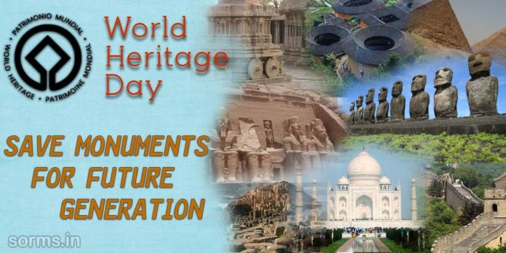 Heritage Day in all of the world