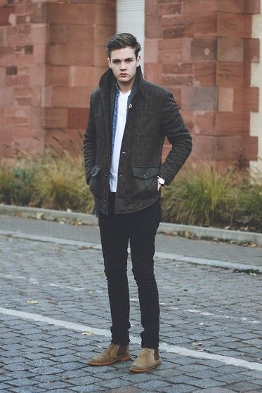 Get this look: http://lb.nu/look/6928234  More looks by Leon  David: http://lb.nu/leont  Items in this look:  Daniel Wellington Watch   #casual #classic #street