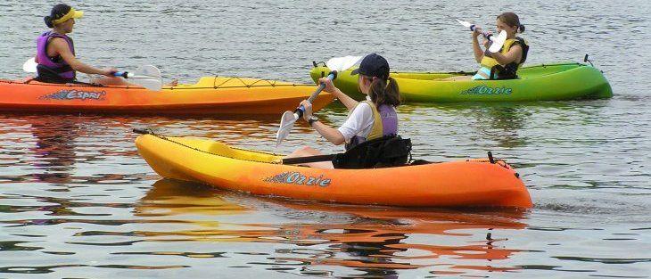 Having utmost fun in New Zealand with amazing kayaks from www.vikingkayaks.co.nz