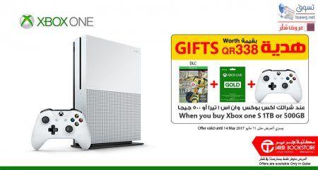 عرض جرير قطر حتى 14 مايو 2017 على اكس بوكس ون    Jarir Qatar Offer till 14 May 2017 on Xbox one
