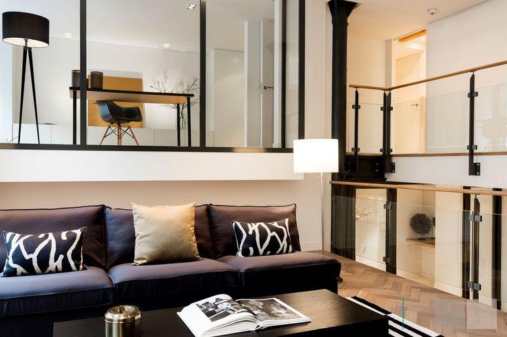 Meer dan 1000 idee n over appartement indeling op pinterest studio layout studio - Entree appartement ontwerp ...