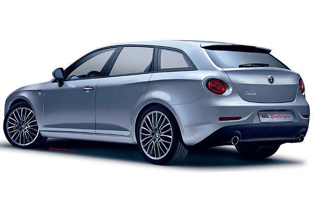 Alfa Romeo Giulia >> Alfa Romeo Giulia Sportwagon http://www.auto.it/2014/05/08/alfa-romeo-giulia-sportwagon/21494 ...