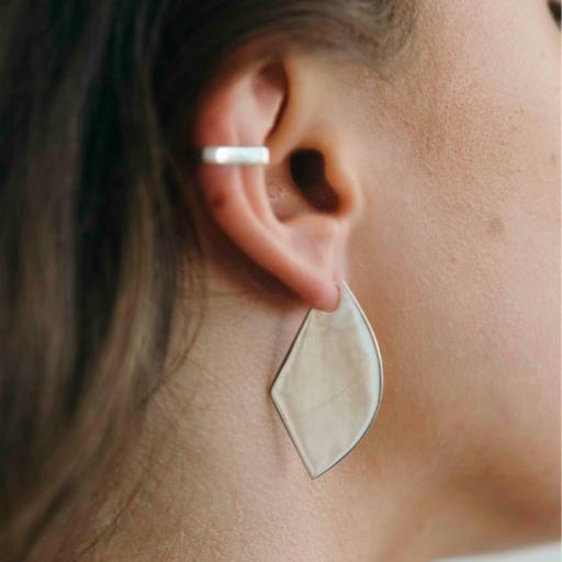Earrings   SM - Sterling Silver - Flash Jewellery