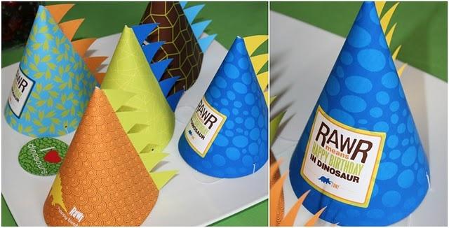 Dinosaur boys birthday party: Cake Tutorial, Party Hats, Parties, Chocolate Lava Cake, Dinosaur Party, Party Ideas, Lava Cakes, Birthday Party, Birthday Ideas