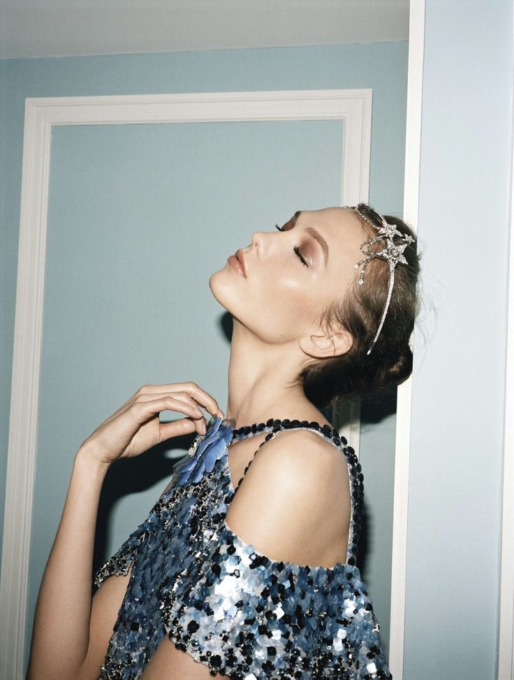 karlie kloss by angelo pennetta for vogue uk may 2012