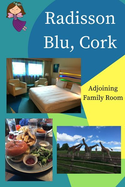 A Family stay at Radisson Blu Hotel Cork – Adjoining Rooms: