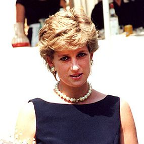 Chatter Busy: Princess Diana Depression