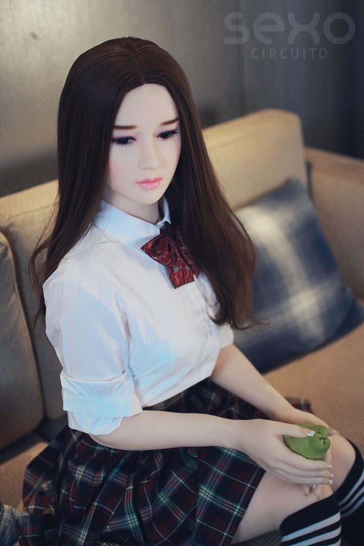 Muñecas japonesas hiperrealistas