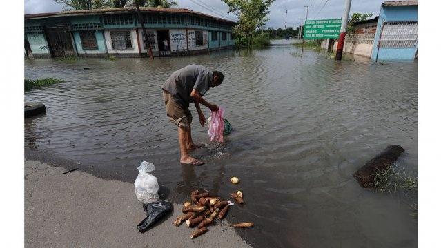 Evaluarán en El Salvador daños por temporal