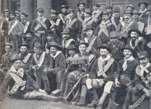 The Irish Brigade who fought alongside the Boers against the British army in the Anglo-Boer War. The commanding officer was Col. Y. Filmore ...