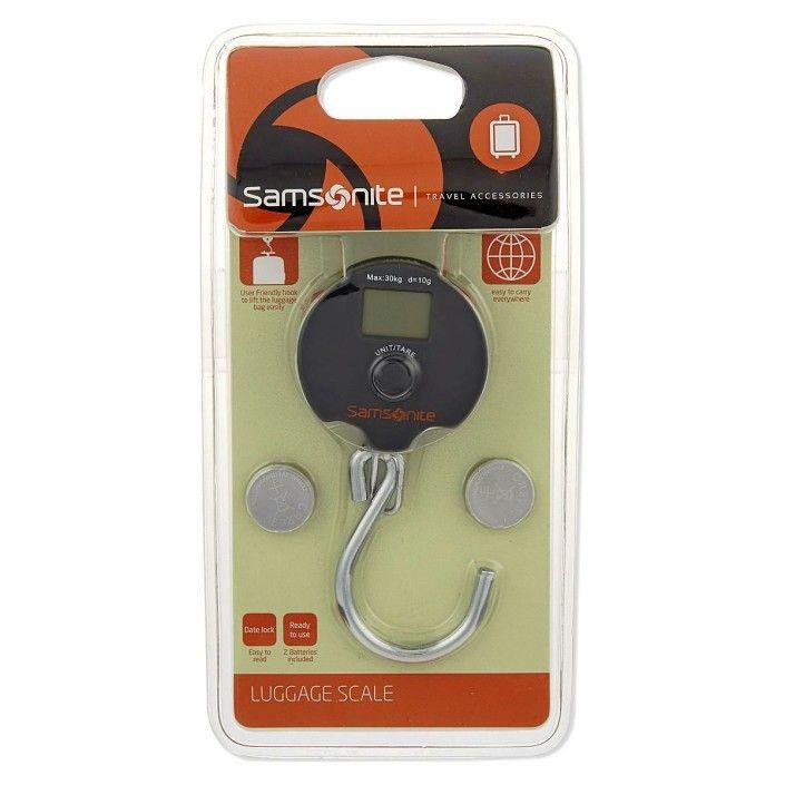 SAMSONITE Travel Accessories Digital Luggage Scale / Bilancia Digitale per Bagagli